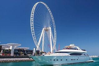 Things to do in Dubai - Yacht Tour