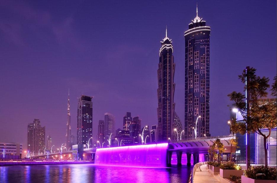 Where to stay in Dubai - JW Marriott Dubai