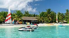 Sheraton Maldives Activities