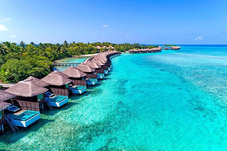 Sheraton Maldives_Water Bungalows