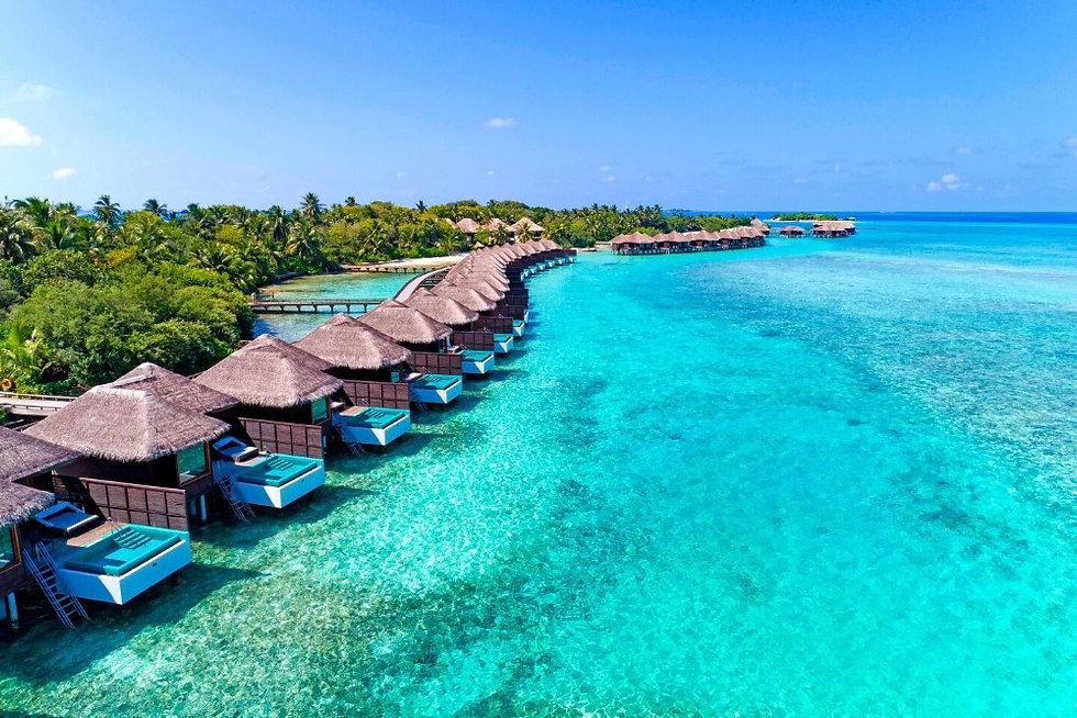 Sheraton Maldives - Water Bungalow 1 Kin