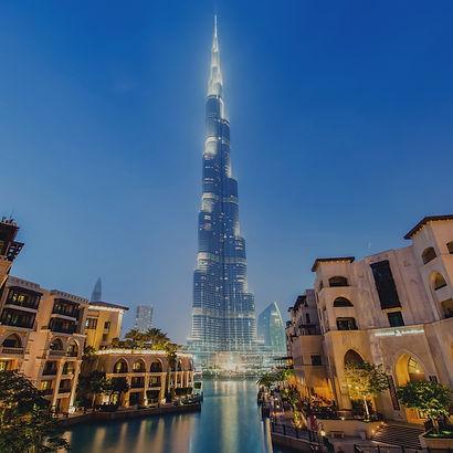 Burj Khalifa, Dubai Mall, The Dubai Fountain