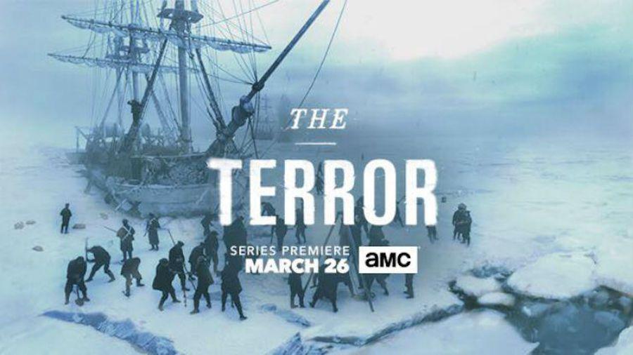 'The Terror', VR