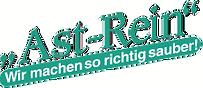 Gebäudereinigung Logo Ast-Rein