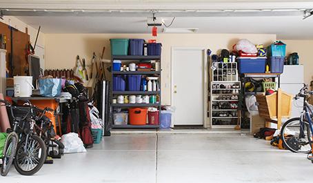 Is your garage safe?