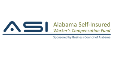 Alabama Self-Insured Workers Comp Logo