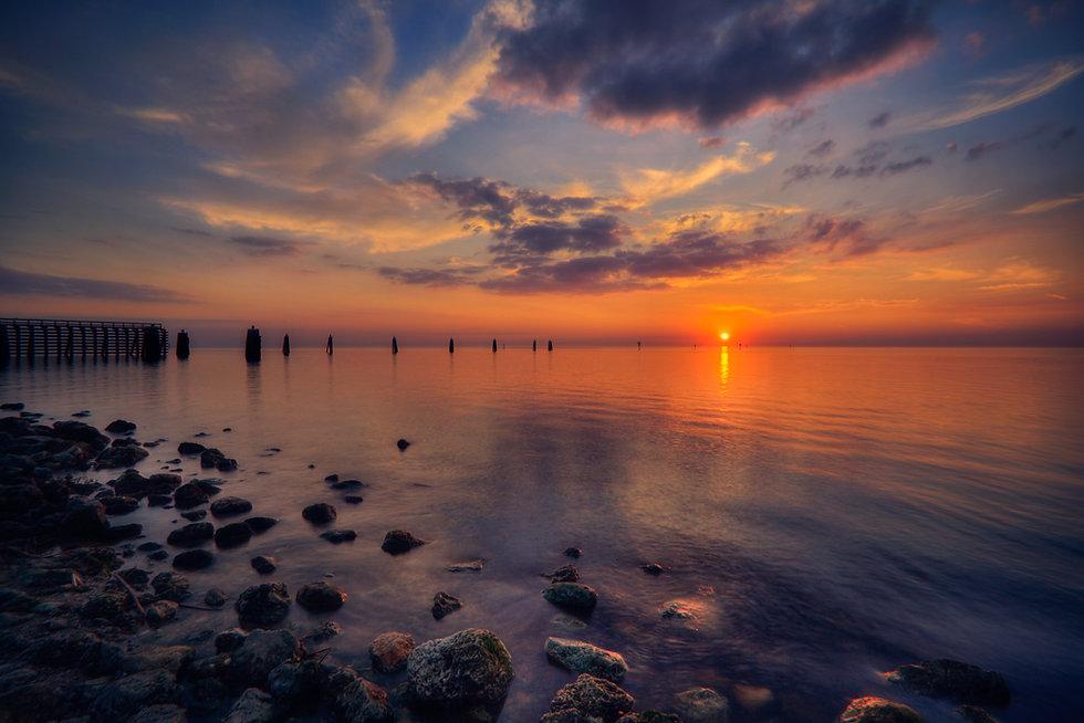 okeechobee-lake-sunset-port-mayaca-flori