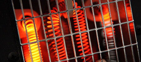 Please take these precautions when using space heater