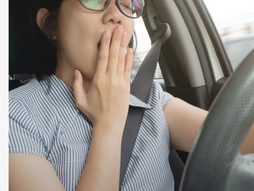 What's The Difference Between Drowsy Driving And Drunk Driving, Well…