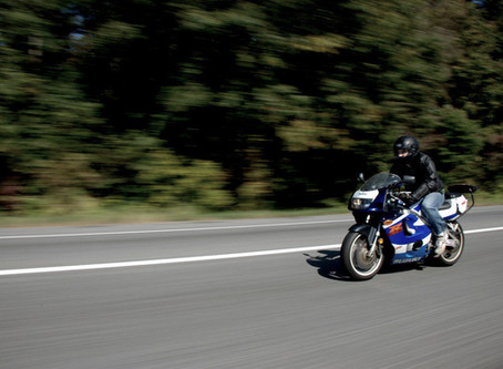 What Car Drivers Need to Know about Motorcycles