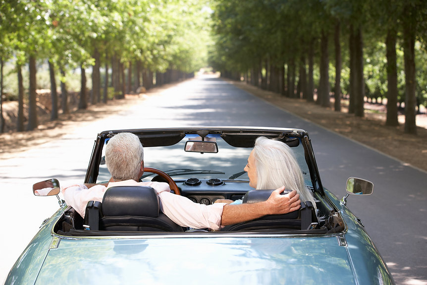 bigstock-Senior-couple-in-sports-car-231