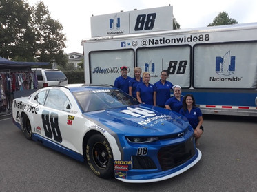Nationwide Car Front