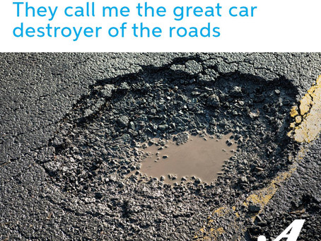 How To Avoid a Pothole: