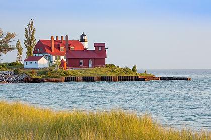 Point Betsie Lighthouse_Frankfort, Michi