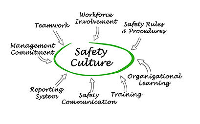 safety culture chart