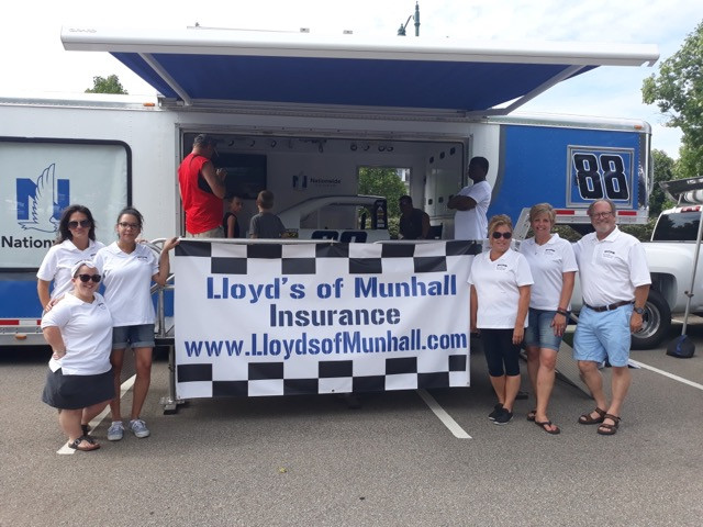 Lloyd's of Munhall Car Race