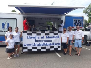 Lloyd's of Munhall Car Race