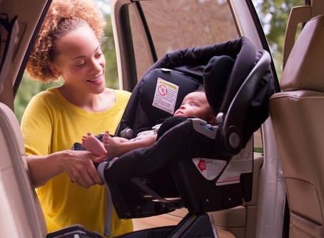 Car seat information for that precious new person in your life