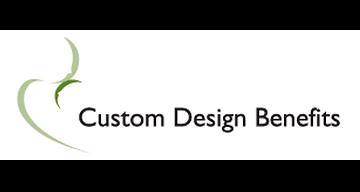 Custom Design Benefits Logo