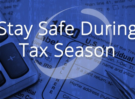 Keep your tax information safe