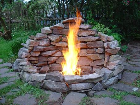 Backyard Fire Pit Safety