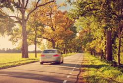 car_asphalt_road