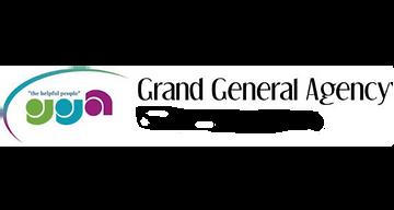 Grand General Agency Logo