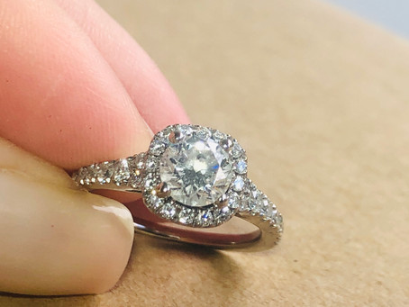 Tips for insuring your engagement ring
