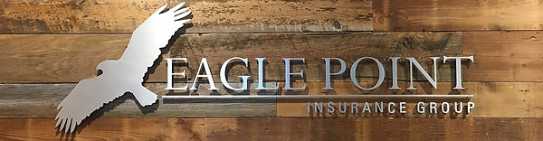 eagle point sign