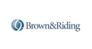 Brown & Riding Logo