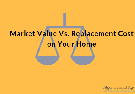 Market Value Vs. Replacement Cost on your Home