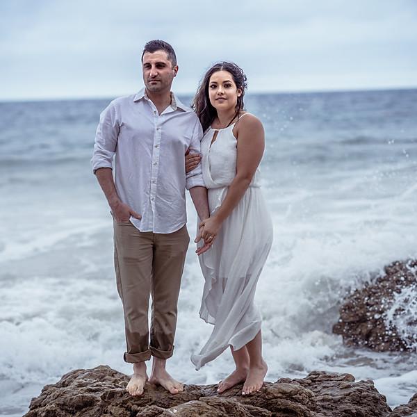 Pamela & David Engagement