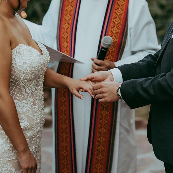Pamela & David Wedding