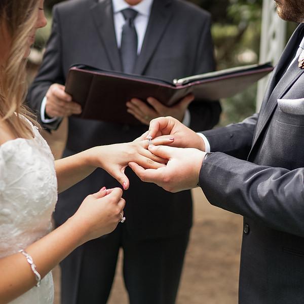 Megan & Chandler Wedding
