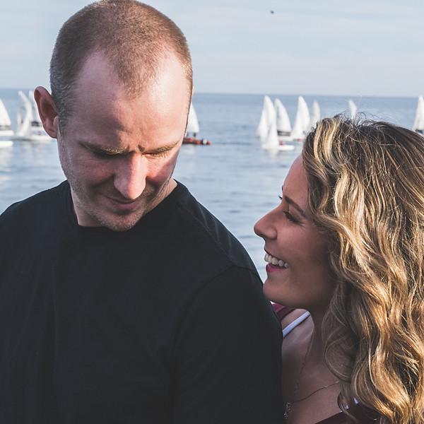 Kristine & Clayton Engagement