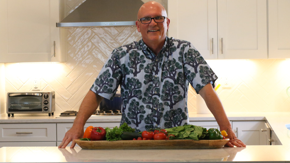 John Purcell is Thinking Vertically about Growing Food