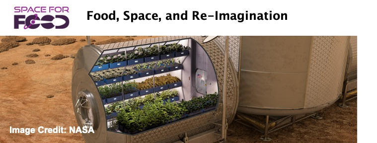 April 13: Food, Space, and Re-Imagination