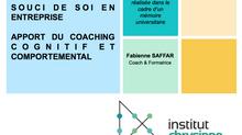 Souci de soi en entreprise, apport du coaching cognitif et comportemental
