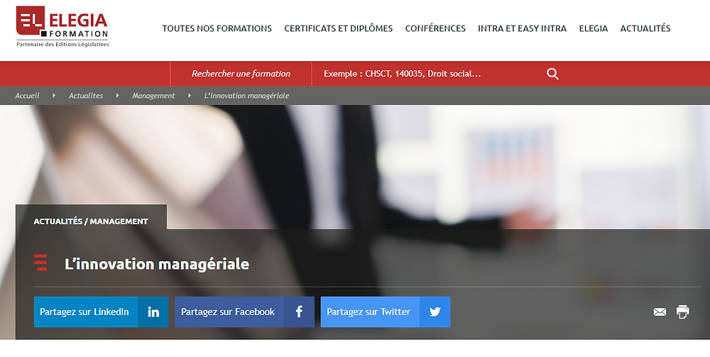 Management Innovation Managériale 5PCoaching