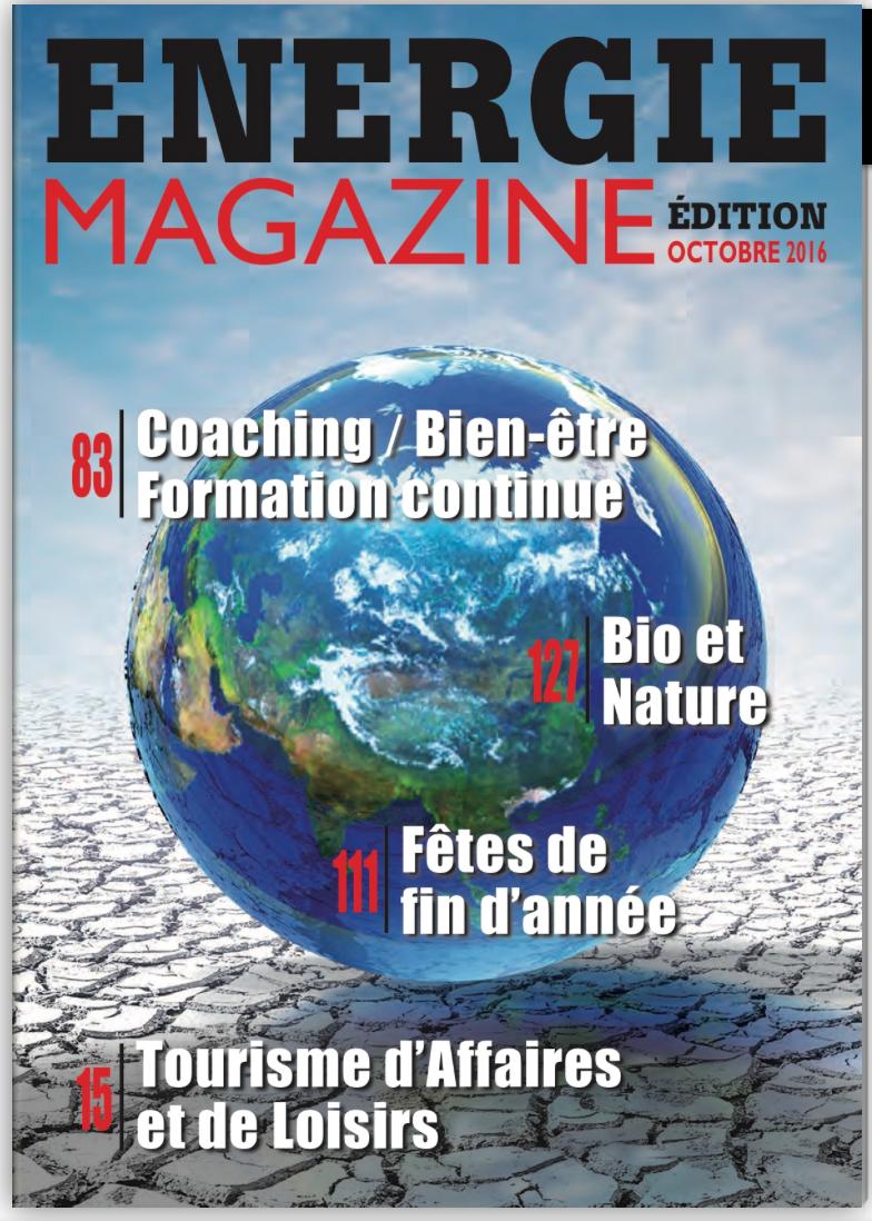 5PCoaching dans Energie Magazine