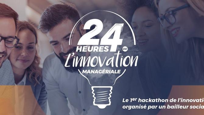 Hackathon de l'innovation managériale avec Habitat76