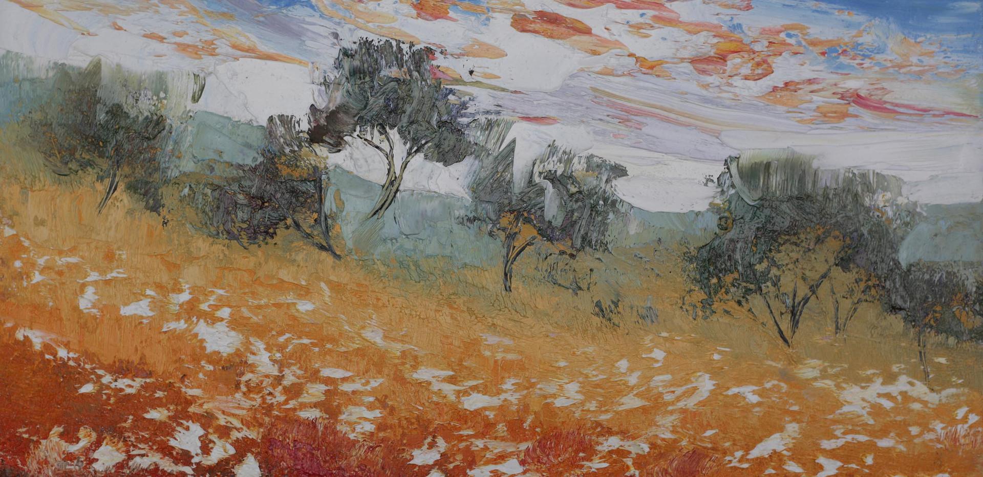 Outback Sienna 41cm x 30cm