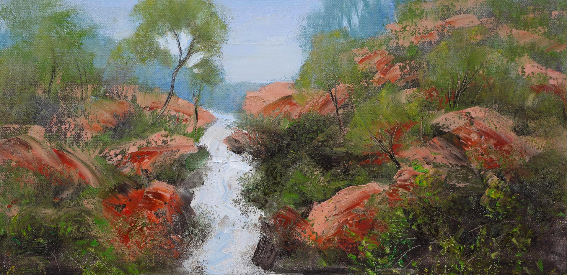 Colors of the Kimberley 51cm x 40cm SOLD