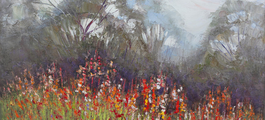 Sunshine and Wildflowers 51cm x 40cm