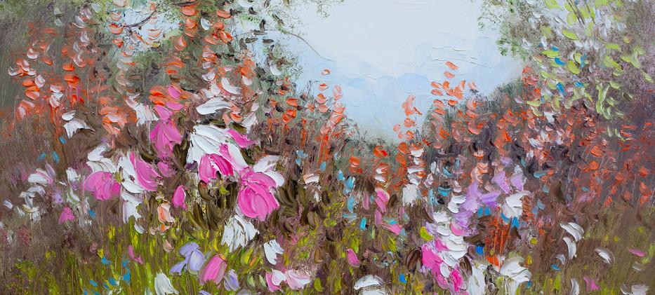 Wildflowers 61cm x 51cm