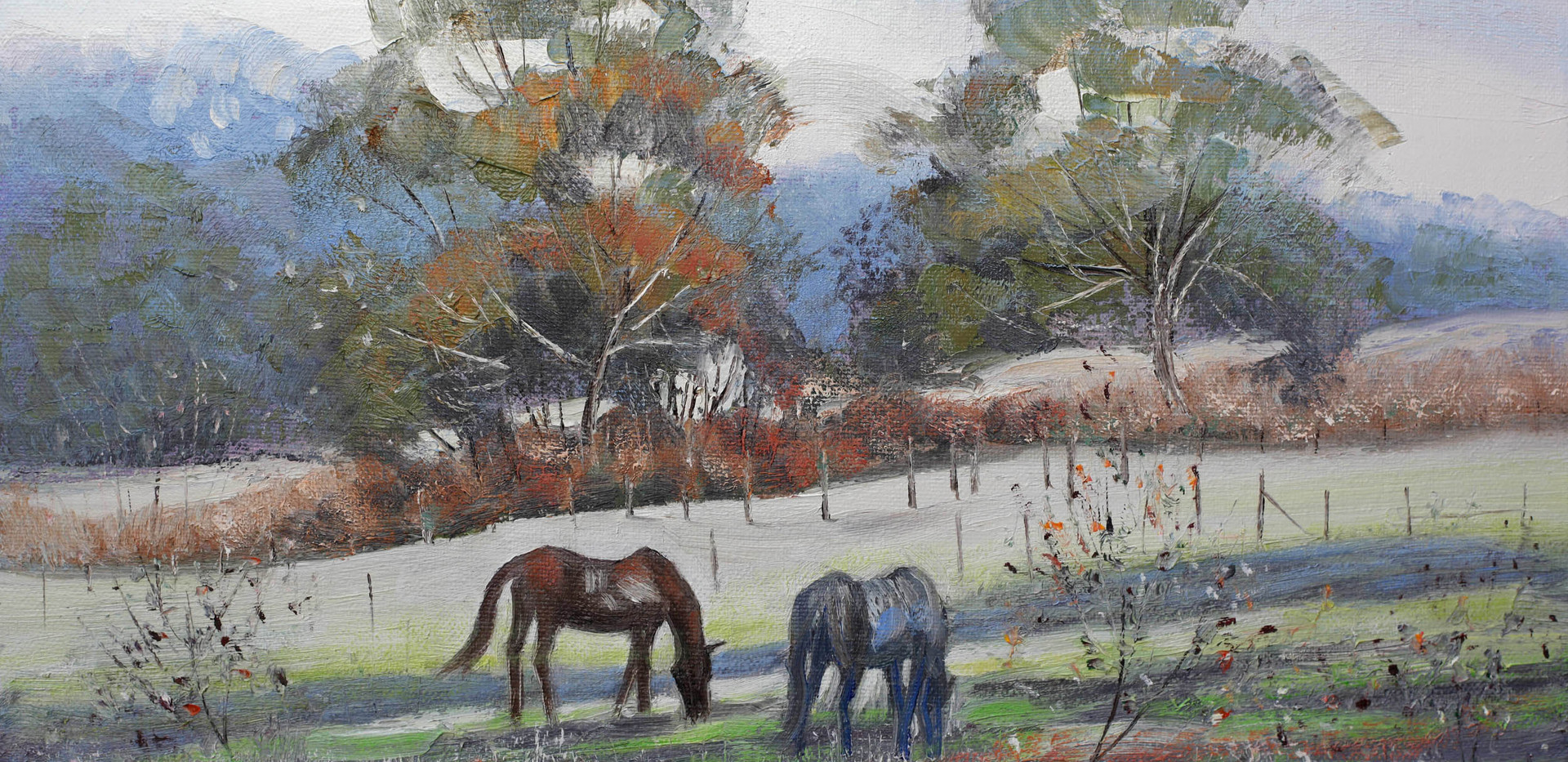 Two Horses 30cm x 38cm SOLD.jpg