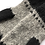 Thumbnail: Black/grey mittens L