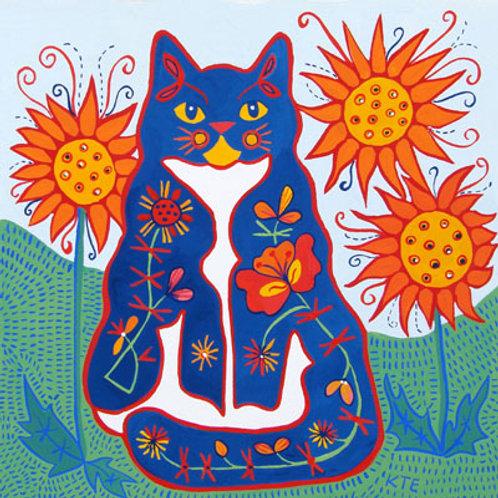 Sophie cat card