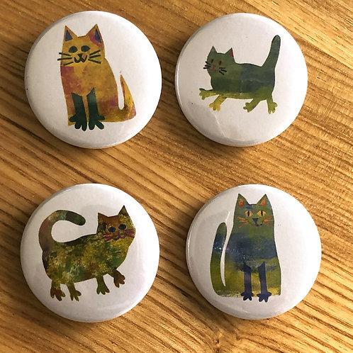 cat badges