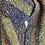 Thumbnail: Soft yellow stripe scarf
